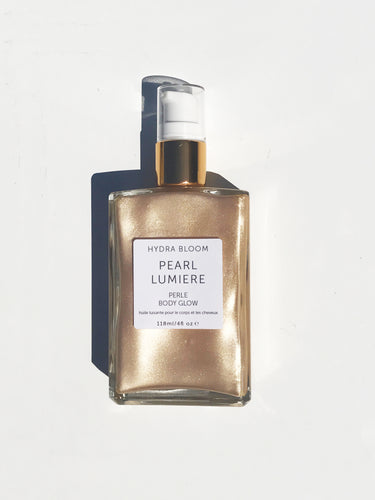 Hydra Bloom Pearl Shimmer Oil - 118ml | Lucy B's