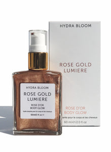 Rose Gold Lumiere Glow bundle