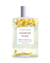 Jasmine Body and Bath Oil- Organic