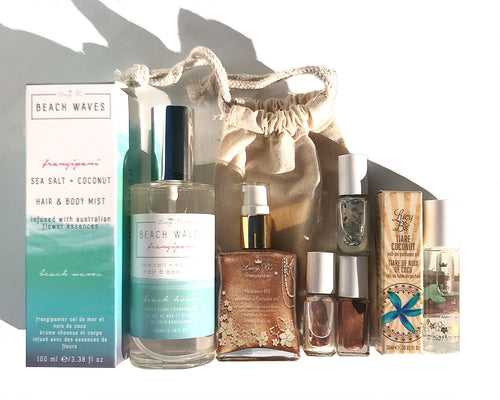 Bronzed Beach Glow Summer Essential bundle