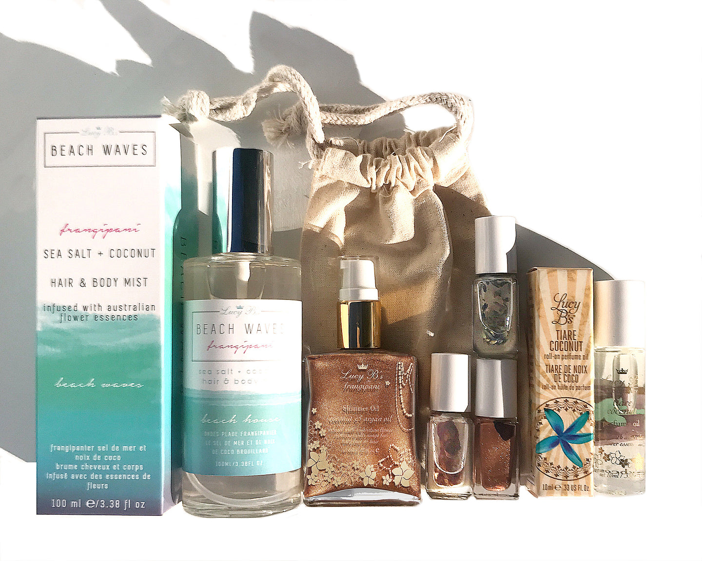 Bronzed Beach Glow Essential bundle