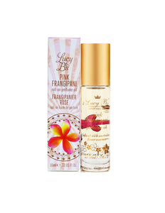 Roll-on Perfume Oil - Pink Frangipani | Lucy B's