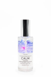 Hydra Bloom Calm Lavender Face and Body Mist - 50ml | Lucy B's