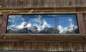Reflecting On The Tetons