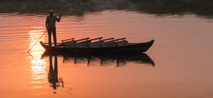 Sunrise Paddle in Chitwan National Park