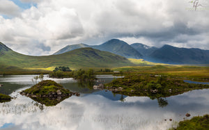 Reflecting on the Scottish Highlands