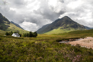 At Home in the Scottish Highlands