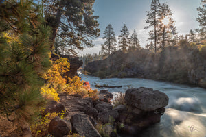 Early Fall On The Deschutes
