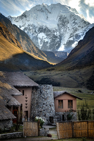 The Lodge at Soraypampa Valley