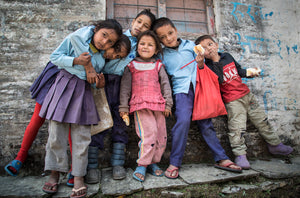 Beautiful Children of Nepal