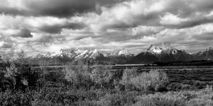 Drama In The Tetons
