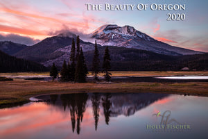 2020 Calendar: The Beauty of Oregon