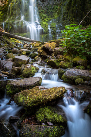 Beautiful Proxy Falls
