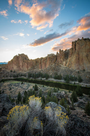 Simple Beauty At Smith Rock