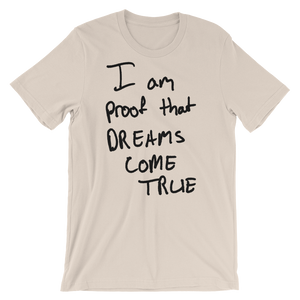 I Am Proof - Short-Sleeve Unisex T-Shirt