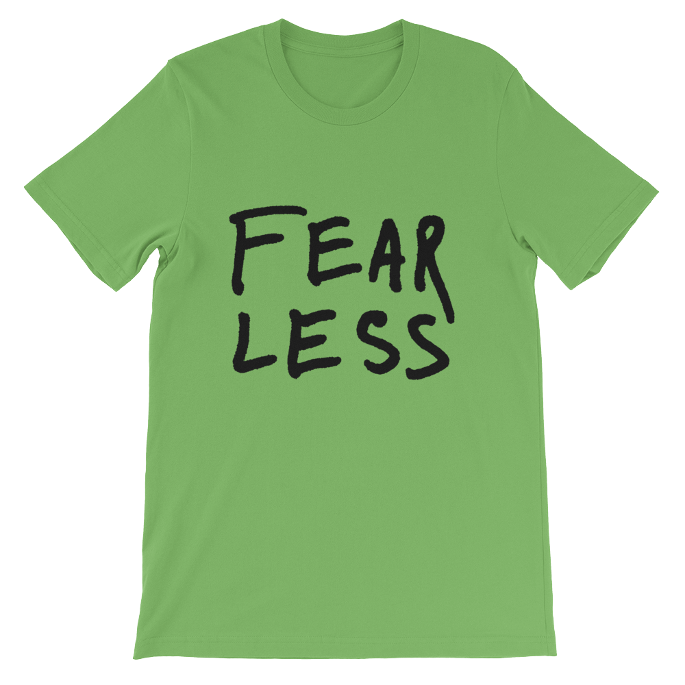 FearLess - Short-Sleeve Unisex T-Shirt