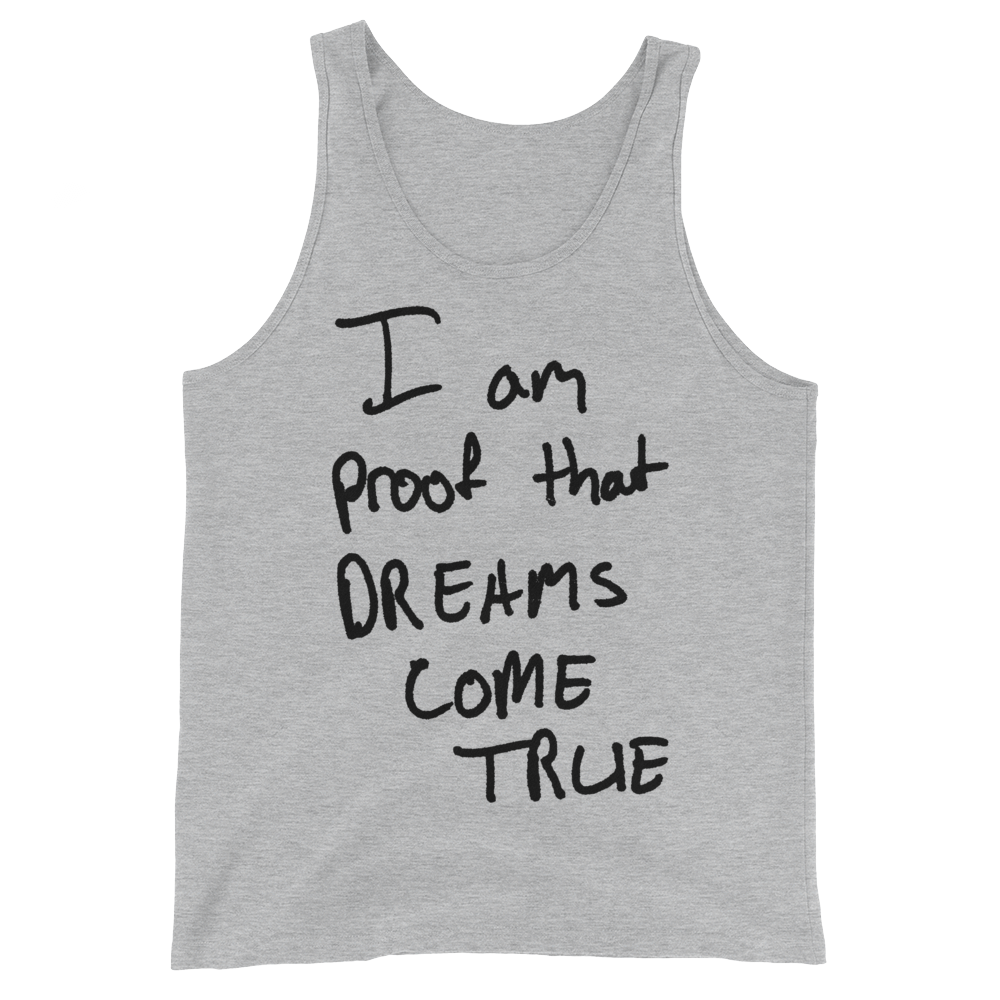 I am Proof - Unisex  Tank Top