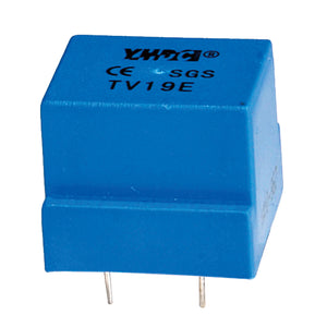 Mini current type voltage transformer TV19E 5mA/5mA - PowerUC