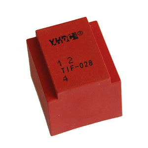 High Frequency Ignition Transformer TIF-028 primary resistance 26mΩ - PowerUC