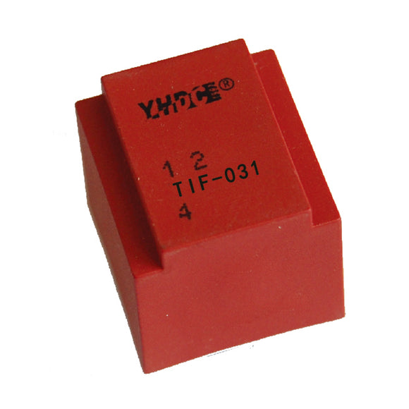 High Frequency Ignition Transformer TIF-031 primary resistance 26mΩ - PowerUC