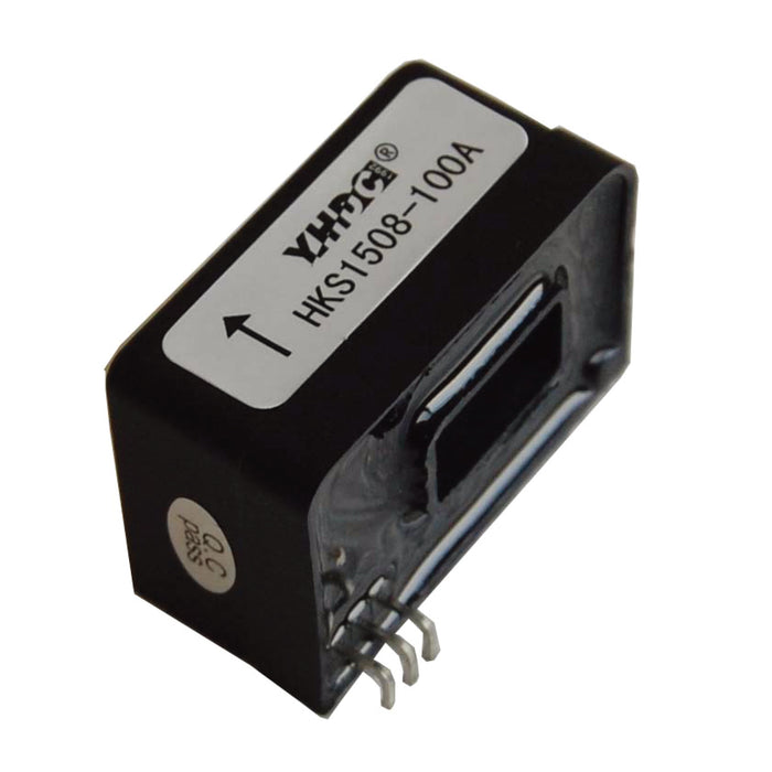 Hall open loop current sensor HKS1508 Rated input ±50A ±100A ±150A ±200A ±300A ±400A ±500A ±600A Rated output 2.5±1.5V
