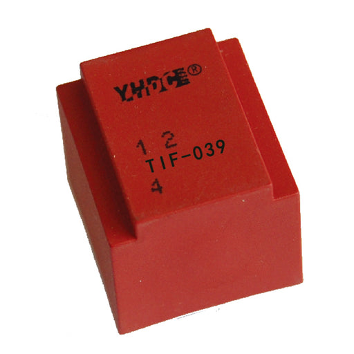 High Frequency Ignition Transformer TIF-039 primary resistance 59mΩ