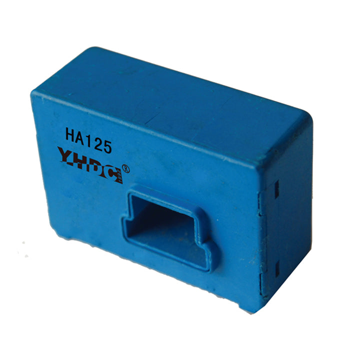 Hall closed loop current sensor HA125 Rated input ±125A Rated output ±125mA - PowerUC