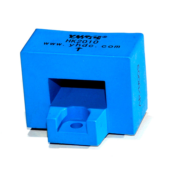 Hall open loop current sensor HK2010 Rated input ±50A ±100A ±200A ±300A ±400A ±500A ±600A Rated output ±4V - PowerUC