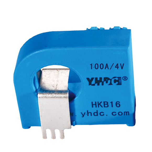 Hall open loop current sensor HKB16 Rated input 50A 100A 200A 300A 400A Rated output ±4V - PowerUC