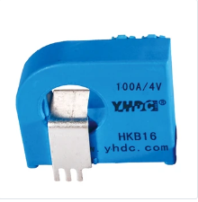 Hall open loop current sensor HKBS16 Rated input 50A 100A 200A 300A 400A Rated output ±2.5±0.625V - PowerUC