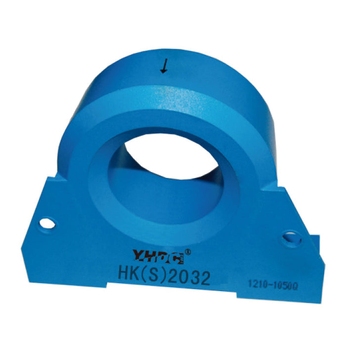 Hall open loop current sensor HK(S)2032 Rated input 100A/200A/300A/400A/500A/600A Rated output ±4(2.5±0.625)V - PowerUC