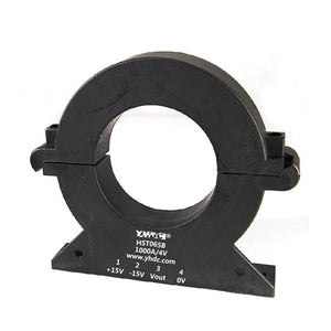 Hall split core current sensor HST(S)065B Rated input 300A 500A 1000A 1200A 1500A Rated output ±4(2.5±0.625)V - PowerUC