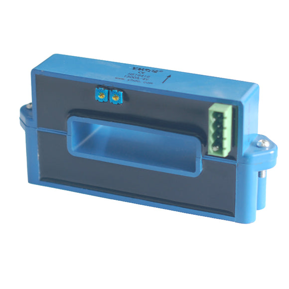Hall split core current sensor HSTS6416 Rated input ±300A ±500A ±800A ±1000A ±1500A ±2000A Rated output 2.5V±0.625V - PowerUC