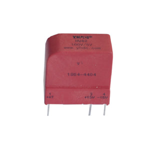 Hall voltage sensor HVS62 Rated input ±50V ±100V ±200V Rated output 2.5V±0.625V - PowerUC