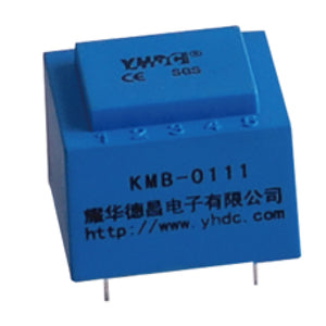 Universal SCR Trigger Transformer KMB-01 Vout microsecond integral 8000/15000/24000μvs Input amplitude  8/15/24V - PowerUC