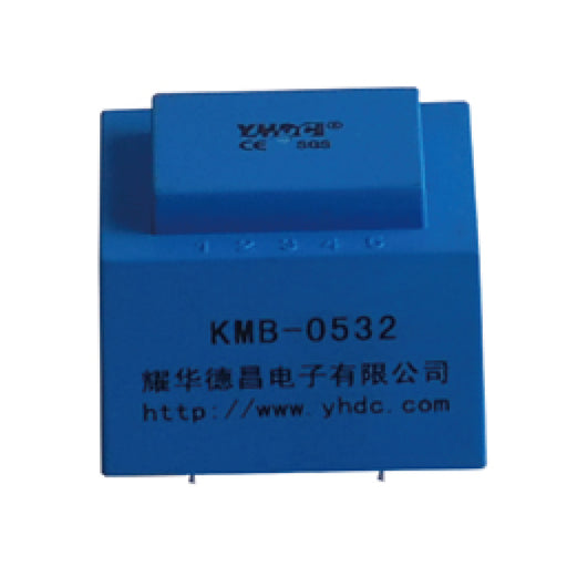 Universal SCR Trigger Transformer KMB-05 Vout microsecond integral 32000/60000/96000μvs