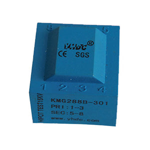 High Isolated Voltage SCR Trigger Transformer KMG288B Vout microsecond integral 800/1500/2400μvs - PowerUC