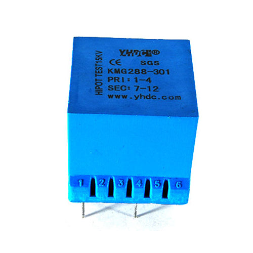 High Isolated Voltage SCR Trigger Transformer KMG288 Vout microsecond integral 800/1500/2400μvs