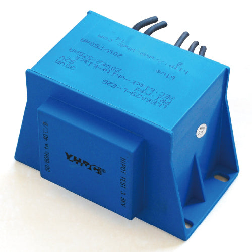 LKB series sub-plate mounting isolation transformer LKB6028-L 230V 40VA - PowerUC