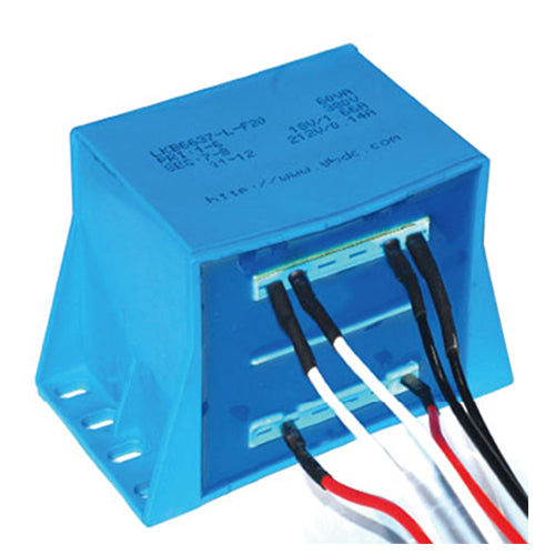 LKB series sub-plate mounting isolation transformer LKB6637-L 110V / 220V / 230V 60VA - PowerUC