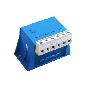 LKB series sub-plate mounting isolation transformer LKB8630-T 230V 100VA - PowerUC