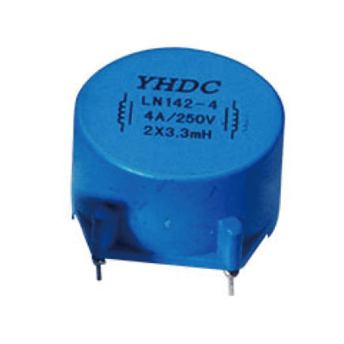 LN series common mode choke LN142 Rated current 0.5~6A DC resistance 2700~20mΩ - PowerUC