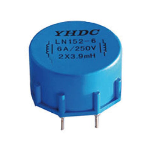 LN series common mode choke LN152 Rated current 1~10A DC resistance 1300~14mΩ - PowerUC