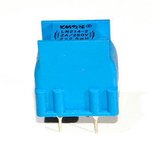 LN series common mode choke LN214 Rated current 0.3~4A DC resistance 1750~35mΩ - PowerUC
