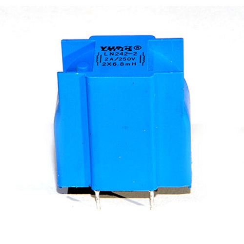 LN series common mode choke  LN242 Rated current 0.5~6A DC resistance 2700~20mΩ - PowerUC