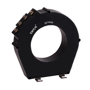 Zero sequence current/leakage current transformer ZCT035-A rated input 2A - PowerUC