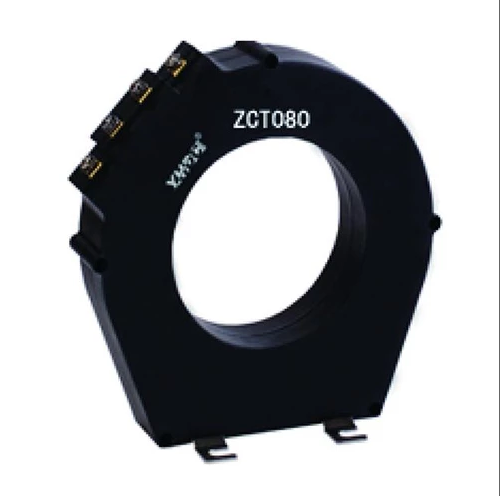 Zero sequence current/leakage current transformer ZCT080-A rated input 2A - PowerUC