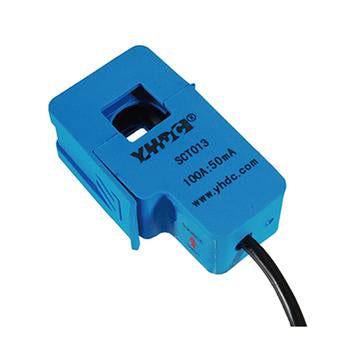 Split core current transformer SCT013G-D rated input  5A 10A 15A 20A 25A 30A 50A 60A 100A rated output 1V