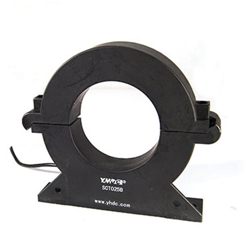 Split core current transformer SCT025B rated input 50A/100A/150A/200A/250A/300A/400A rated output 1A/5A - PowerUC