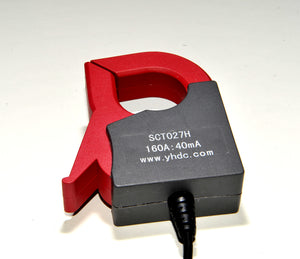Split core current transformer SCT027H rated input 160A rated output 0.333V - PowerUC